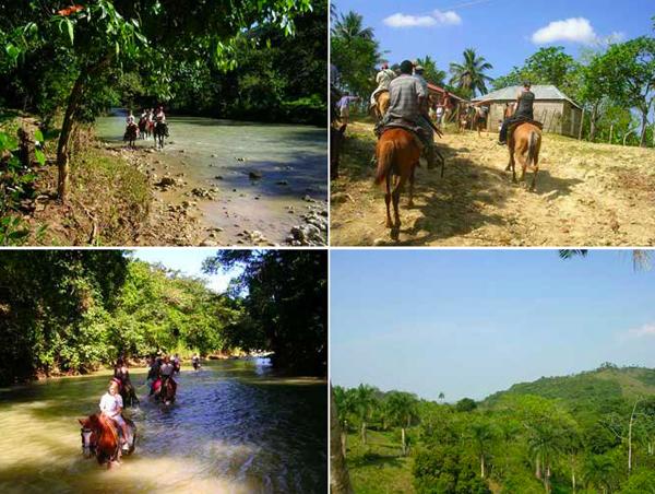 rancho montana dominican republic horseback
