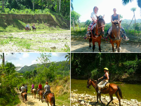 rancho montana horseback riding holidays