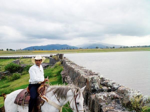 Mexico horse riding