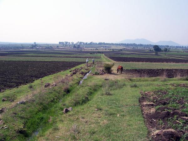 Rancho las Cascadas scenery