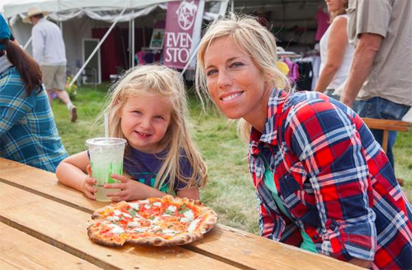 Rebecca Farm Montana Event