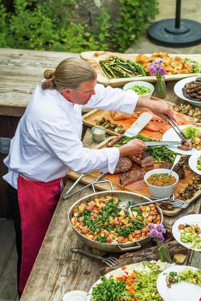 Ranch at Rock Creek Chef Drage