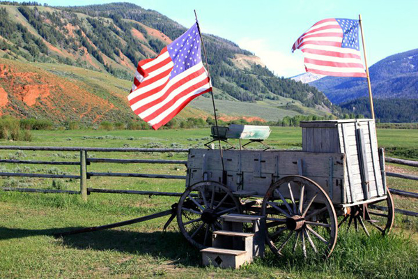 Red Rock Ranch American Pride