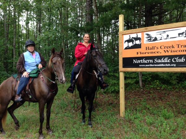 Ride Wisconsin Halls Creek