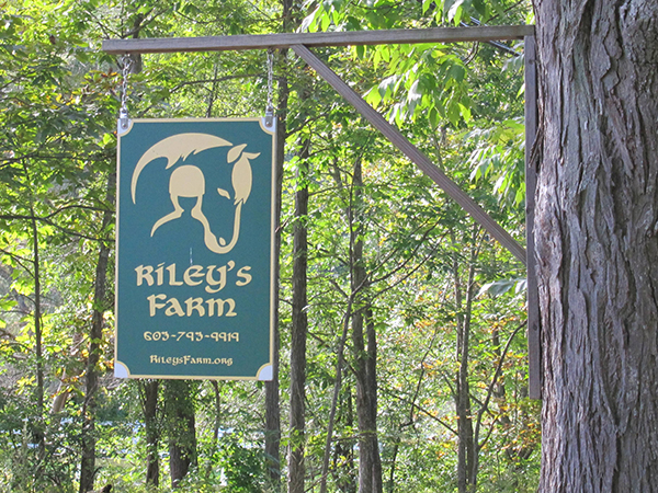 riley's farm new hampshire