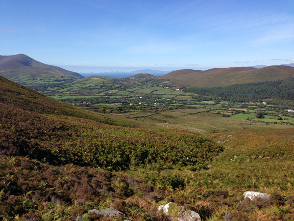 Ring of Kerry Scenery Windy Gap