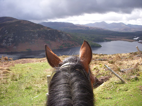 kerry way ireland horseback