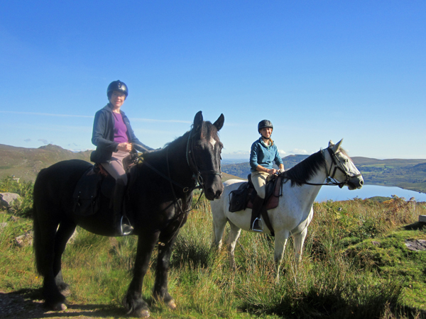 Ring of Kerry Horseback Riding