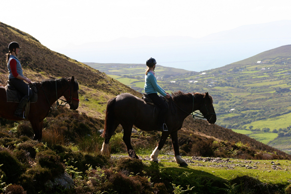 Ring of Kerry horse riding holidays