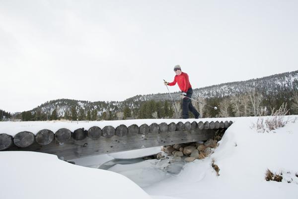 Ranch at Rock Creek Cross Country Ski