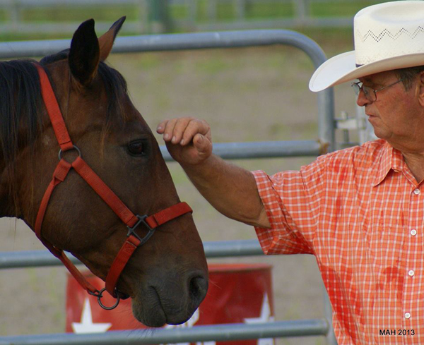 ronnie ford horse trainer