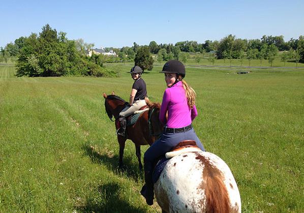horseback riding salamander resort kids