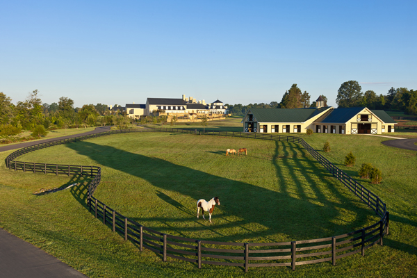 Equestrian Travel Articles A Luxury Equestrian Vacation