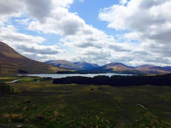 Scotland Oatridge College Study Abroad
