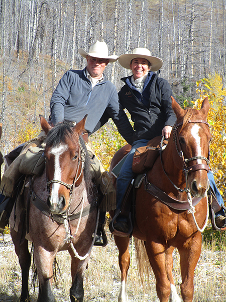 Seven Lazy P Montana Horse Pack Trips