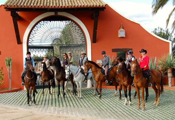 Spain Sevilla Horseback Holiday