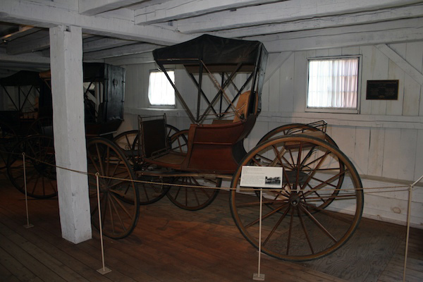 Shelburne Museum carriage