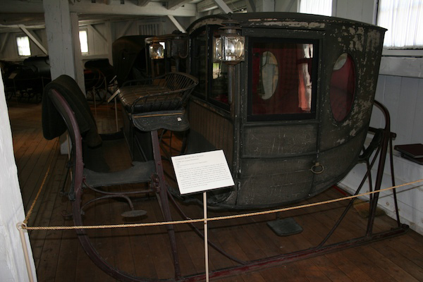 Shelburn Museum carriages