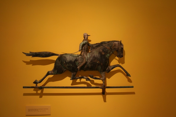 Shelburn Museum weathervane