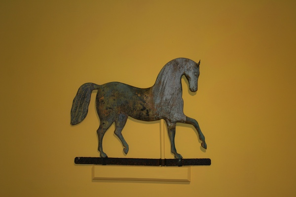 Shelburne museum weathervane
