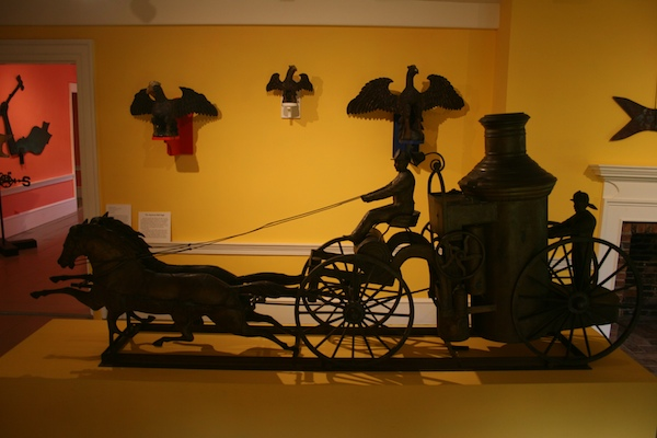 Shelburne Museum folk art