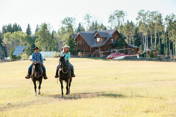 Siwash Lake Horseback Ride Adventure