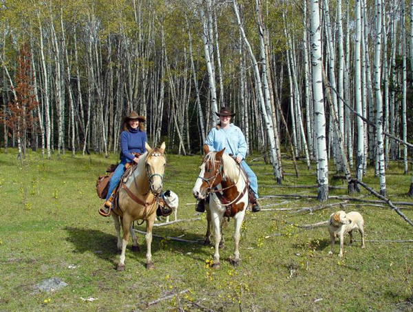 siwash lake ranch horseback riding
