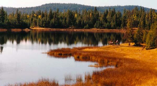 Siwash Lake Ranch, British Columbia guest ranch
