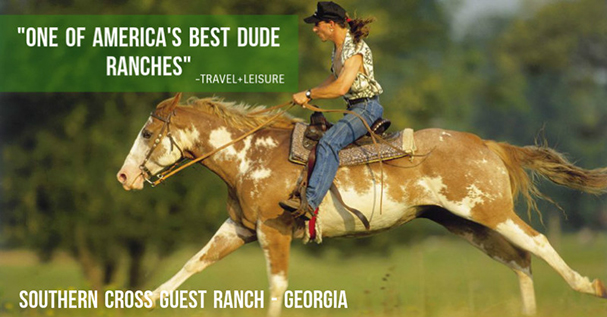 Southern Cross Guest Ranch travel deals georgia