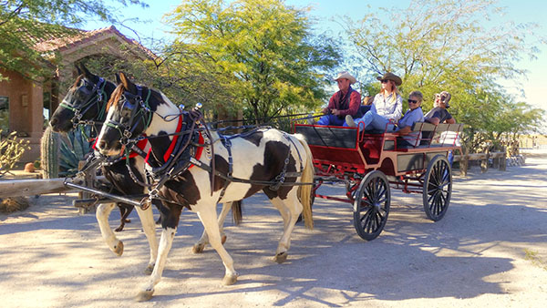 Stagecoach trails guest ranch arizona