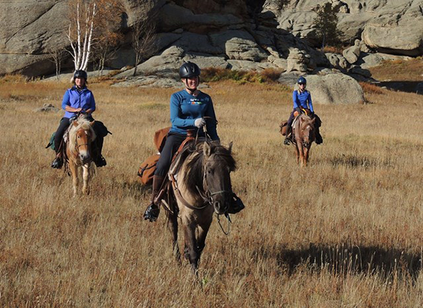 stone horse expeditions mongolia family vacation