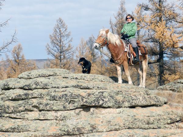 stone horse riding holidays mongolia