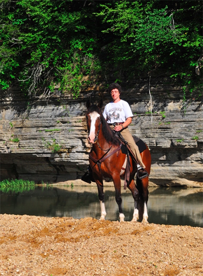 Susan St Amand Buffalo River Tennessee