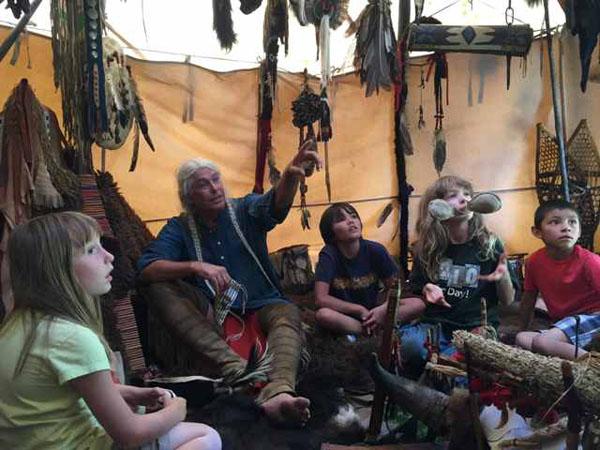Sylvan Dale Native American History Week