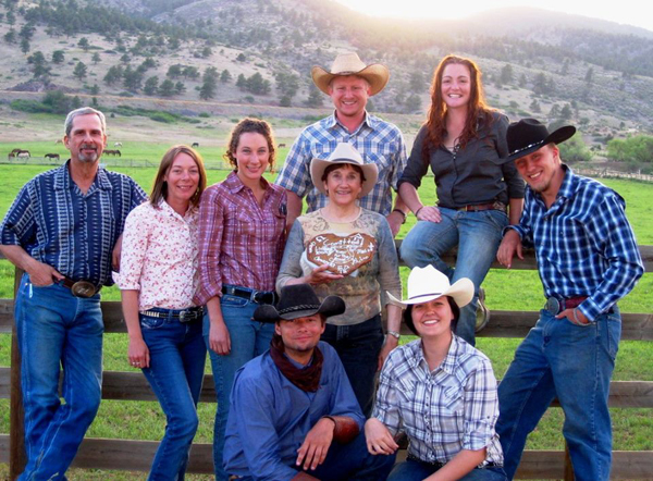 sylvan dale guest ranch dude ranch workers