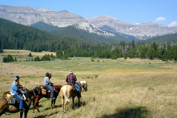 t cross ranch dude ranch dubois wyoming