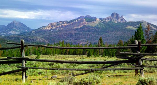 T Cross Ranch views