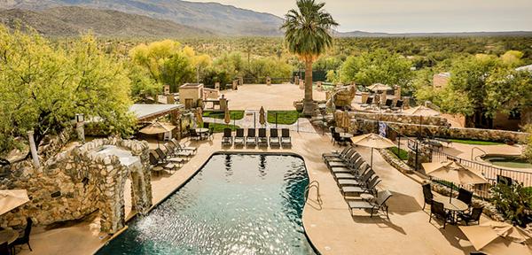 tanque verde ranch arizona pool