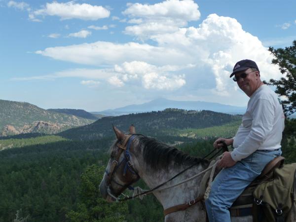 Tarryall Ranch views