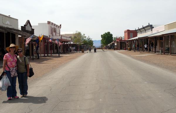 tombstone arizona tourism