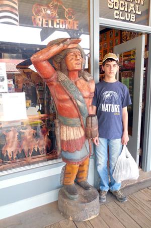 tombstone arizona vacation shopping