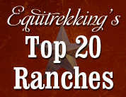 Equitrekking Top 20 Ranches Geronimo Trail Guest Ranch