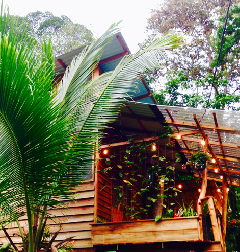 treehouse hotel costa rica