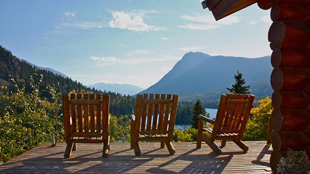 Tsylos Park Lodge British Columbia