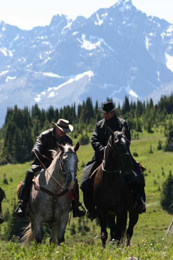 Tsylos Park Lodge horseback riding vacations