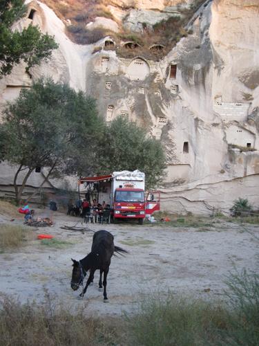 Cappadocia horse riding