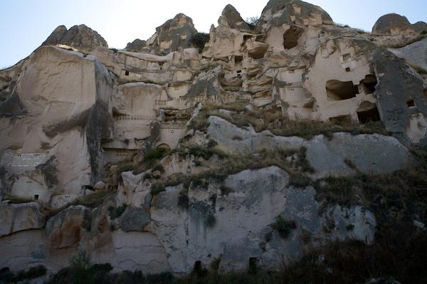 dovecotes cappadocia turkey