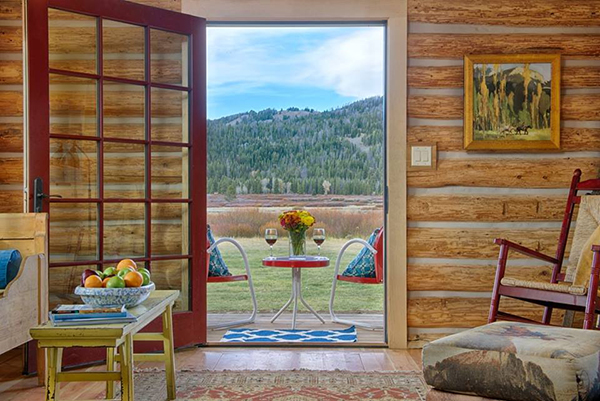 Turpin Meadow Ranch cabins