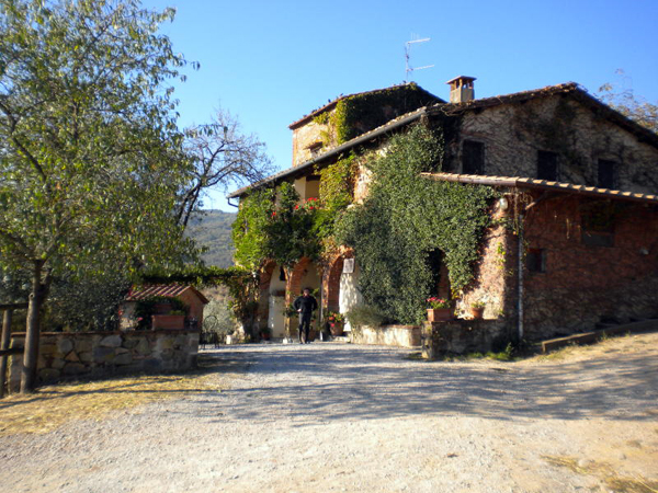 Equestrian Travel Articles Tuscany Riding Vacation Traveler Review Equitr