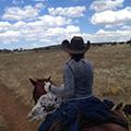 Texas horseback adventures